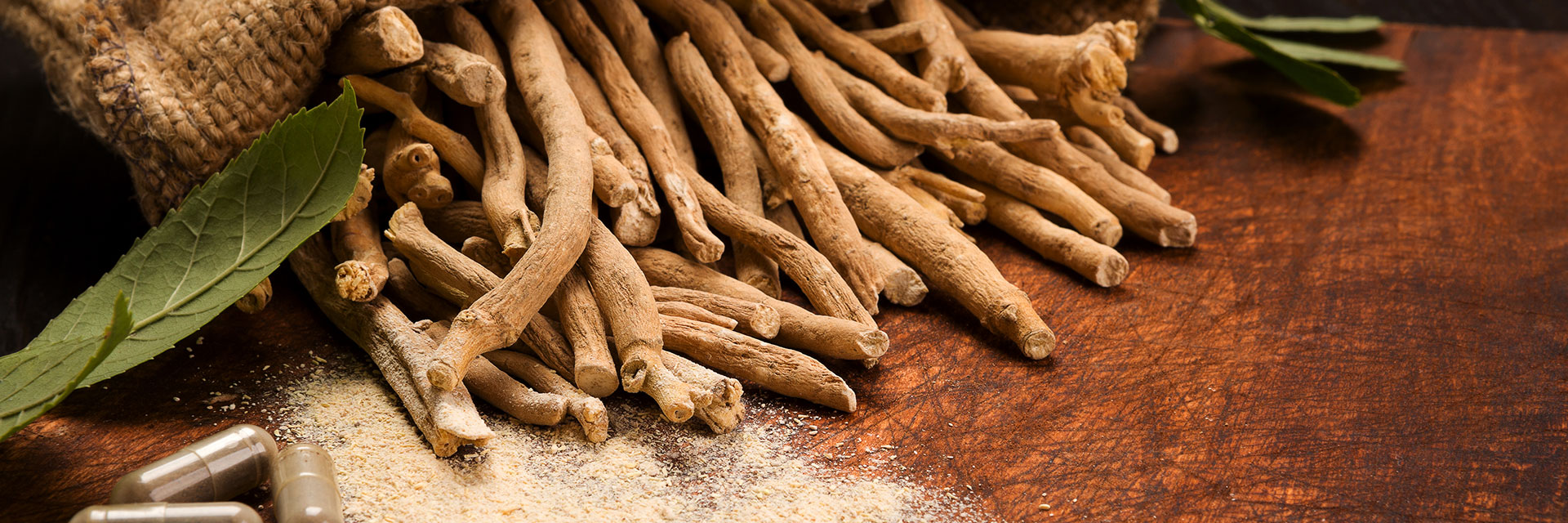 Types of Ashwagandha Extracts